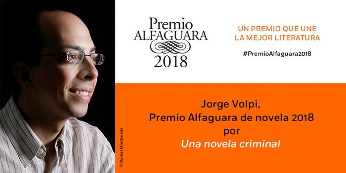 Jorge Volpi Alfagura
