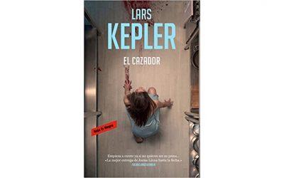 El cazador (Lars Kepler)