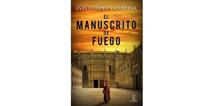 El manuscrito de fuego (Luis García Jambrina)