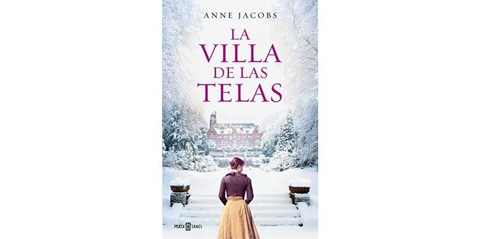 Reseña: La villa de las telas (Anne Jacobs)