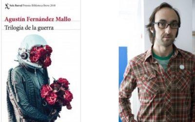 Agustín Fernández Mallo ganador Premio Biblioteca Breve 2018