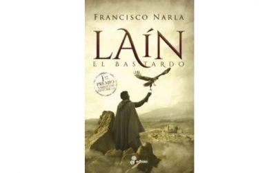 Francisco Narla ganador I Premio Edhasa Narrativas Históricas