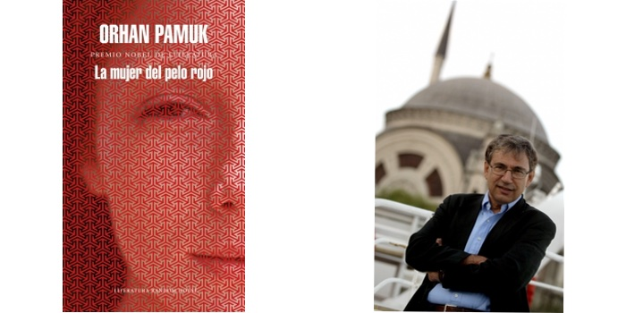 La mujer del pelo rojo (Orhan Pamuk)