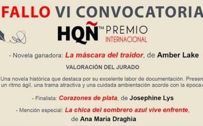 VI Premio HQÑ Internacional