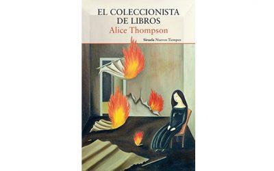 El coleccionista de libros (Alice Thompson)