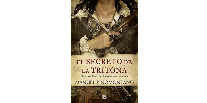 Reseña: El secreto de la Tritona (Manuel Pinomontano)