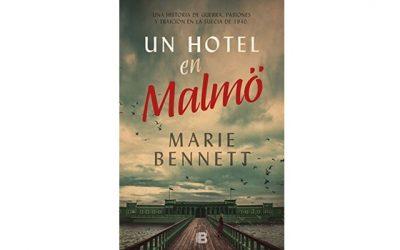 Un hotel en Malmö (Marie Bennett)