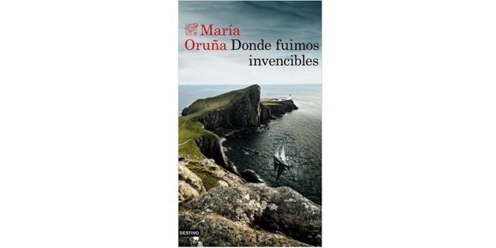 Donde fuimos invencibles (María Oruña)