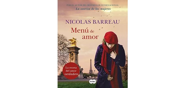 Menú de amor (Nicolas Barreau)