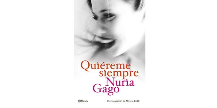 Quiéreme siempre (Nuria Gago)