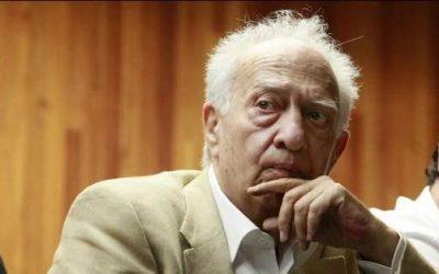 Muere el mexicano Sergio Pitol, Premio Cervantes 2005