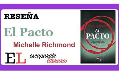 Reseña: El Pacto (Michelle Richmond)