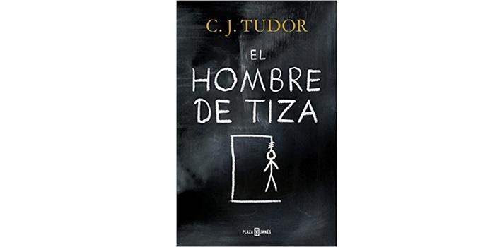 El hombre de tiza (C. J. Tudor)