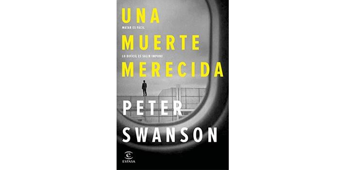 Una muerte merecida (Peter Swanson)
