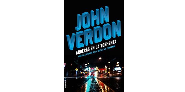 Arderás en la tormenta (John Verdon)