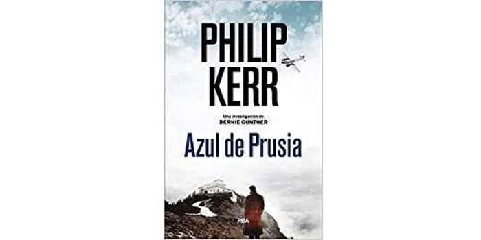 Azul de Prusia (Philip Kerr)