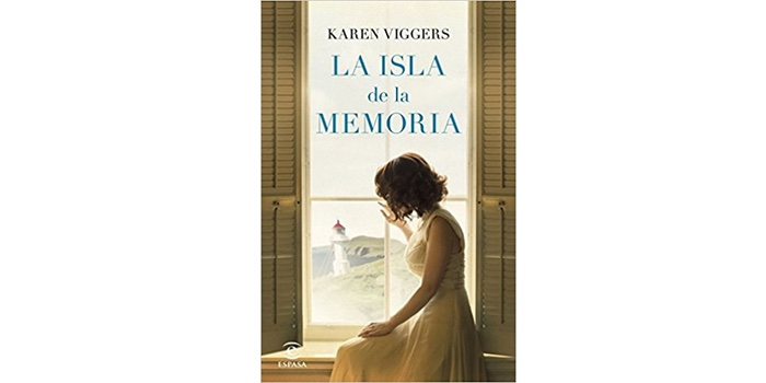 La isla de la memoria (Karen Viggers)
