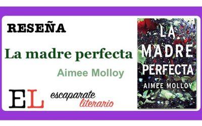 Reseña: La madre perfecta (Aimee Molloy)