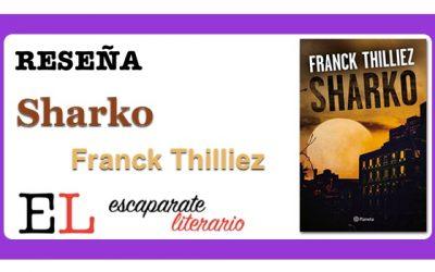 Reseña: Sharko (Franck Thilliez)