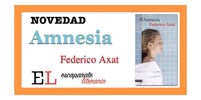 Amnesia (Federico Axat)
