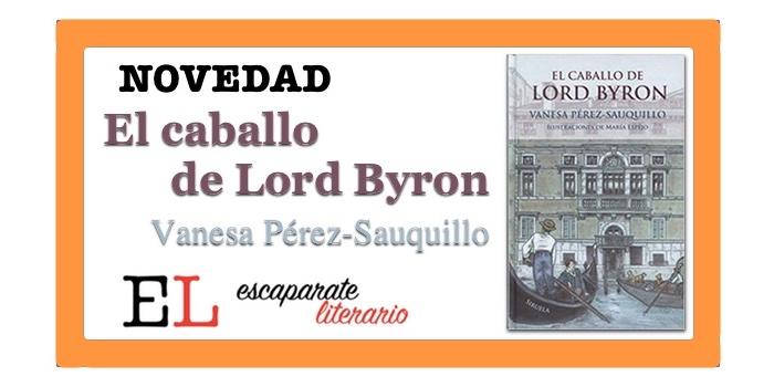 El caballo de Lord Byron 4