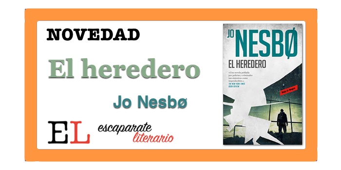 El heredero (Jo Nesbø)
