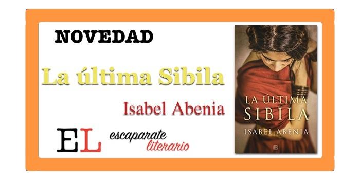 La última Sibila (Isabel Abenia)