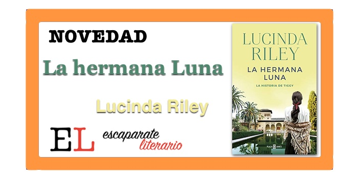 La hermana Luna (Lucinda Riley)