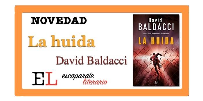 La huida (David Baldacci)