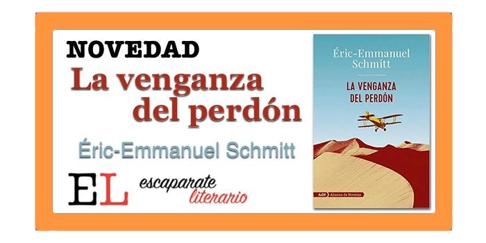 La venganza del perdón (Éric-Emmanuel Schmitt)