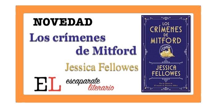 Los crímenes de Mitford (Jessica Fellowes)