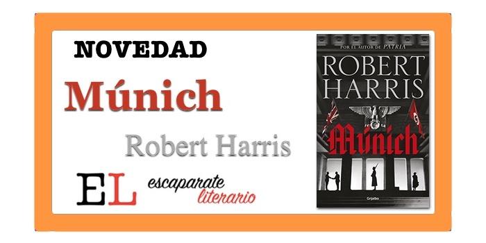 Múnich (Robert Harris)