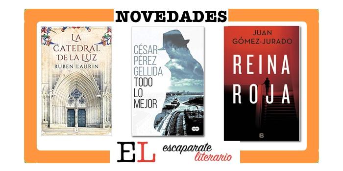 Novedades editoriales otoño de 2018: los libros que vienen y me apetece leer II