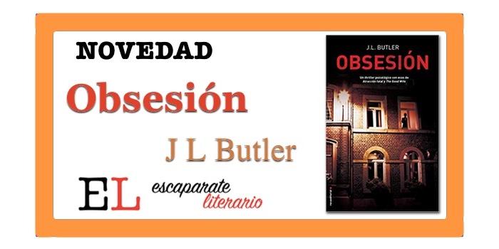 Obsesión (J L Butler)