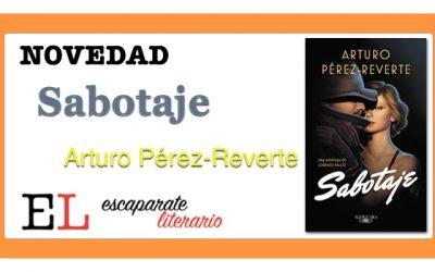 Sabotaje (Arturo Pérez-Reverte)
