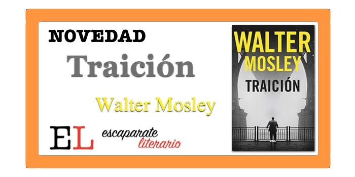 Traición (Walter Mosley)