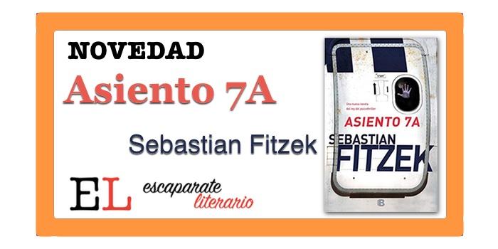 Asiento 7A (Sebastian Fitzek)