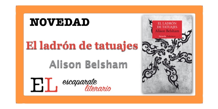 El ladrón de tatuajes (Alison Belsham)