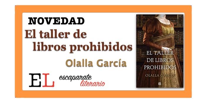 El taller de libros prohibidos (Olalla García)