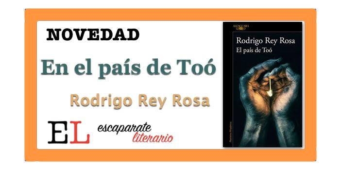 El país de Toó (Rodrigo Rey Rosa)