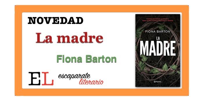 La madre (Fiona Barton)