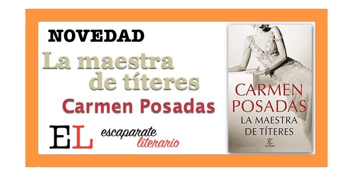 La maestra de títeres (Carmen Posadas)