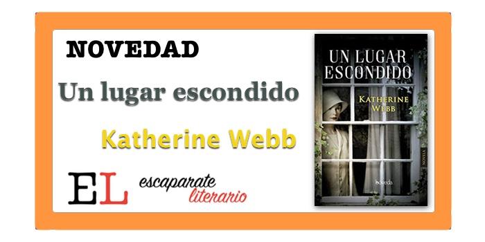 Un lugar escondido (Katherine Webb)