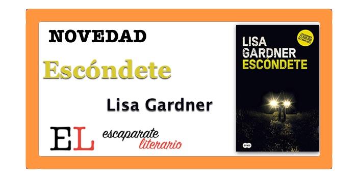 Escóndete (Lisa Gardner)