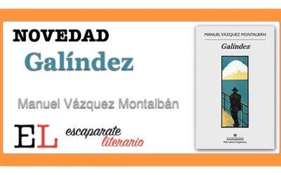 Galíndez (Manuel Vázquez Montalbán)