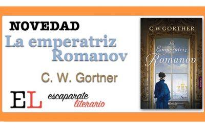 La emperatriz Romanov (C. W.Gortner)