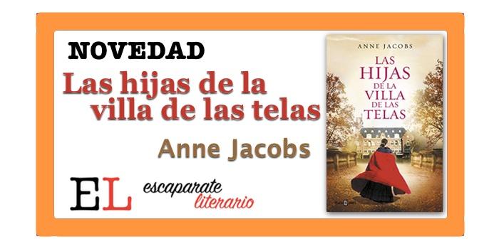 Las hijas de la villa de las telas (Anne Jacobs)