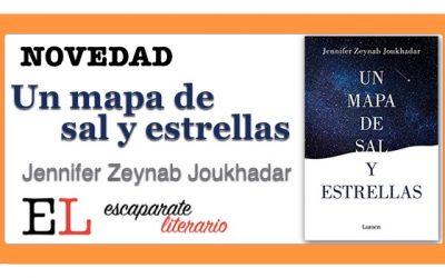 Un mapa de sal y estrellas (Jennifer Zeynab Joukhadar)