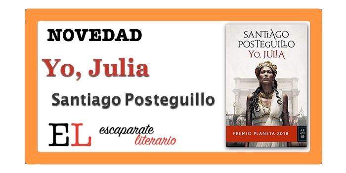 Yo, Julia (Santiago Posteguillo)