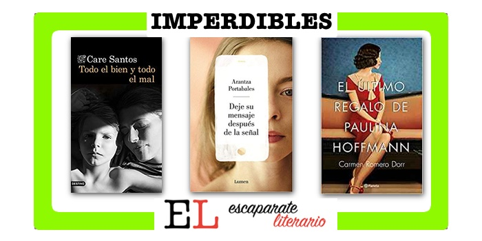 Imperdibles narrativa 2018